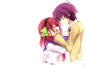 Rating: Safe Score: 19 Tags: angel_beats! nakamura_yuri noda User: HawthorneKitty