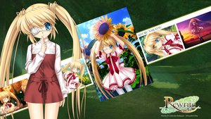 Rating: Safe Score: 42 Tags: bicolored_eyes blonde_hair eyepatch flowers hinoue_itaru key nakatsu_shizuru rewrite school_uniform sunflower User: Stealthbird97
