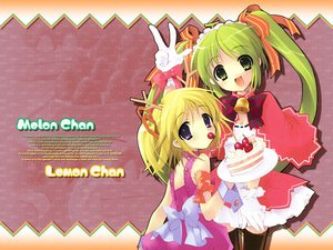Rating: Safe Score: 9 Tags: itou_noiji lemon-chan melon-chan melonbooks User: Oyashiro-sama