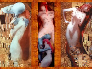 Rating: Explicit Score: 67 Tags: breasts elfen_lied long_hair lucy_(elfen_lied) nipples nude pointed_ears red_hair User: Oyashiro-sama
