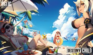 Rating: Questionable Score: 95 Tags: aliasing animal aqua_hair ass barefoot beach bikini black_eyes black_hair bow breasts brown_hair coca_cola crab destiny_child drink fish flowers food fruit glasses group hat headband headdress ice_cream lighthouse logo loli long_hair male microphone navel red_eyes short_hair silhouette skirt sport swim_ring swimsuit tagme_(artist) tagme_(character) twintails volleyball water yellow_eyes User: RyuZU
