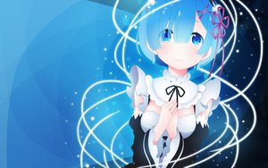 Rating: Safe Score: 42 Tags: aqua_eyes aqua_hair breasts dress maid rem_(re:zero) re:zero_kara_hajimeru_isekai_seikatsu ribbons short_hair tagme_(artist) vector User: RyuZU