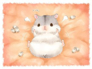 Rating: Safe Score: 27 Tags: animal food nobody original yutaka_kana User: otaku_emmy