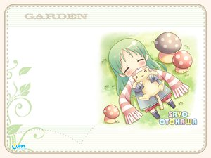 Rating: Safe Score: 6 Tags: cuffs garden_(galge) User: 秀悟