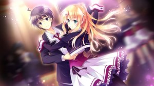 Rating: Safe Score: 88 Tags: ensemble_(company) game_cg golden_marriage hayakawa_harui kasugano_yukariko tachibana_nagisa User: luckyluna