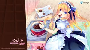 Rating: Safe Score: 55 Tags: aizawa_hikaru blonde_hair blue_eyes chocolate microsoft shinia valentine User: r123456988
