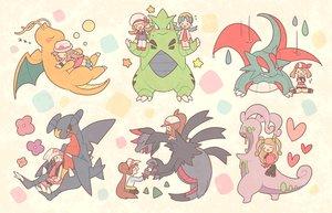 Rating: Safe Score: 24 Tags: blue_(pokemon) chibi dragonite garchomp goodra haruka_(pokemon) hikari_(pokemon) hydreigon kotone_(pokemon) kris_(pokemon) maru_(umc_a) mei_(pokemon) pokemon salamence serena_(pokemon) touko_(pokemon) tyranitar User: otaku_emmy