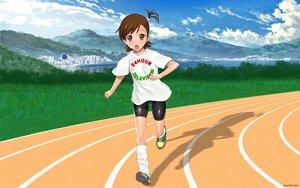 Rating: Questionable Score: 32 Tags: a1 bike_shorts futami_mami idolmaster initial-g loli photoshop shorts User: gnarf1975