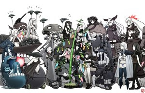 Rating: Safe Score: 65 Tags: airfield_hime anchorage_oni anthropomorphism armored_aircraft_carrier_oni battleship_hime chi-class_torpedo_cruiser group hamu_koutarou isolated_island_oni kantai_collection re-class_battleship ri-class_heavy_cruiser ru-class_battleship seaport_hime southern_ocean_war_oni ta-class_battleship tagme tagme_(character) wa-class_transport_ship wo-class_aircraft_carrier User: ArthurS91
