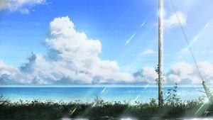 Rating: Safe Score: 41 Tags: clouds grass niko_p nobody original scenic signed sky water User: RyuZU