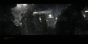 Rating: Safe Score: 187 Tags: armor dark group gun logo military mivit monochrome original realistic ruins weapon User: Flandre93