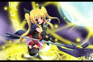 Rating: Safe Score: 5 Tags: fate_testarossa mahou_shoujo_lyrical_nanoha mahou_shoujo_lyrical_nanoha_a's User: HawthorneKitty