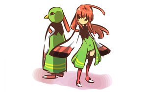 Rating: Safe Score: 47 Tags: anthropomorphism hitec moemon pokemon white xatu User: Bad_Girl
