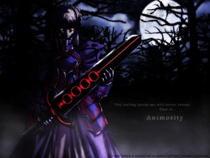 Rating: Safe Score: 19 Tags: fate/stay_night saber saber_alter User: 秀悟