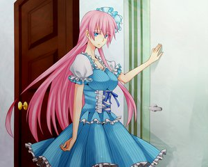 Rating: Safe Score: 37 Tags: dress lolita_fashion megurine_luka mozukugumi vocaloid User: MissBMoon