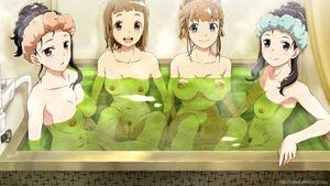 Rating: Explicit Score: 62 Tags: bath bathtub group kobuchizawa_shirase miyake_hinata nolia nude shiraishi_yuzuki signed sora_yori_mo_tooi_basho tamaki_mari uncensored User: FormX
