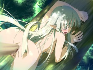 Rating: Explicit Score: 86 Tags: blood blush censored green_hair long_hair nipples nude pointed_ears pussy_juice sex wiz_anniversary User: Oyashiro-sama