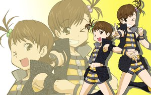 Rating: Safe Score: 10 Tags: futami_ami futami_mami idolmaster twins zoom_layer User: Kunimura