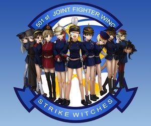 Rating: Safe Score: 35 Tags: braids charlotte_e_yeager drawfag eila_ilmatar_juutilainen erica_hartmann francesca_lucchini gertrud_barkhorn hat lynette_bishop minna-dietlinde_wilcke miyafuji_yoshika pantyhose perrine-h_clostermann sakamoto_mio sanya_v_litvyak strike_witches thighhighs uniform User: PAIIS