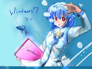 Rating: Safe Score: 5 Tags: 7 jpeg_artifacts madobe_nanami microsoft os-tan windows User: StahnAileron