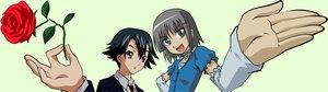 Rating: Safe Score: 4 Tags: aizawa_sakuya hayate_no_gotoku User: Oyashiro-sama
