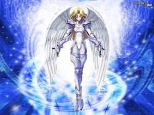 Rating: Safe Score: 17 Tags: elizabeth_pandragon mechagirl taka_tony tempest wings User: Oyashiro-sama