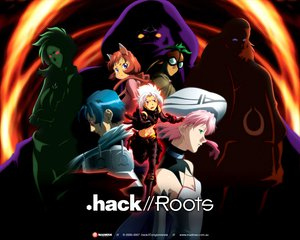 Rating: Safe Score: 11 Tags: .hack// .hack//g.u. .hack//link .hack//roots haseo ovan sakisaka shino tabby User: Oyashiro-sama