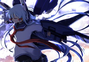 Rating: Safe Score: 30 Tags: kantai_collection lefthand murakumo_(kancolle) User: Maboroshi