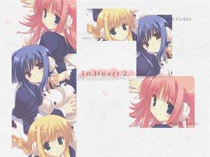 Rating: Safe Score: 6 Tags: aquaplus ilfa kouno_harumi leaf mitsumi_misato silfa to_heart to_heart_2 User: Oyashiro-sama