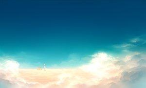 Rating: Safe Score: 32 Tags: clouds heriki_(trkj) nobody original polychromatic scenic sky User: FormX