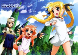 Rating: Safe Score: 13 Tags: arf blonde_hair fate_testarossa mahou_shoujo_lyrical_nanoha tagme User: mikucchi