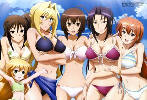 Rating: Questionable Score: 223 Tags: bikini breasts cleavage flat_chest kazehana kusano matsu musubi ohkaji_hiroyuki sekirei swimsuit tsukiumi uzume User: Firenze