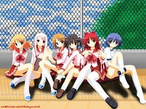 Rating: Safe Score: 1 Tags: aquaplus group komaki_manaka kousaka_tamaki leaf lucy_maria_misora sasamori_karin to_heart to_heart_2 tonami_yuma yuzuhara_konomi User: Oyashiro-sama