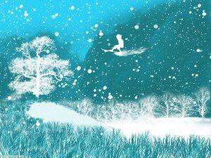 Rating: Safe Score: 6 Tags: blue eureka_seven renton_thurston silhouette snow User: Oyashiro-sama