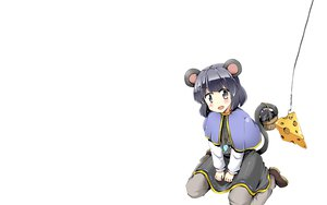 Rating: Safe Score: 20 Tags: animal animal_ears any_(artist) food mouse mousegirl nazrin tail touhou User: SciFi