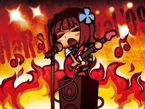 Rating: Safe Score: 21 Tags: amami_haruka idolmaster riyo User: anaraquelk2