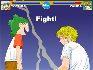 Rating: Safe Score: 13 Tags: koiwai_yotsuba male yanda yotsubato! User: Oyashiro-sama