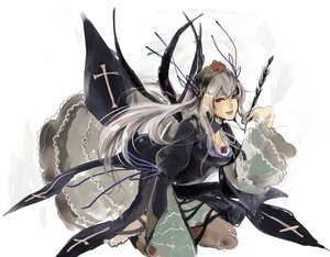 Rating: Safe Score: 4 Tags: rozen_maiden suigintou User: gnarf1975