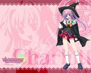 Rating: Questionable Score: 16 Tags: hat pointed_ears witch wiz_anniversary User: 秀悟