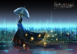 Rating: Safe Score: 56 Tags: beatrice jpeg_artifacts madcocoon rain umbrella umineko_no_naku_koro_ni User: FormX