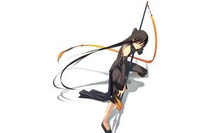 Rating: Safe Score: 10 Tags: spear tagme weapon white User: nemutaikun