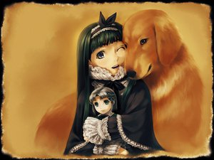 Rating: Safe Score: 17 Tags: animal dog goth-loli walpurgisnacht User: Oyashiro-sama