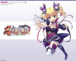 恋姫夢想の壁紙 1280×1024px 1202KB
