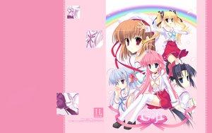 Rating: Safe Score: 6 Tags: fujimiya_chisa fukamine_riko gift_(visual_novel) hokazono_rinka indico_lite kamishiro_yukari konosaka_kirino mitha rainbow seifuku User: Xtea