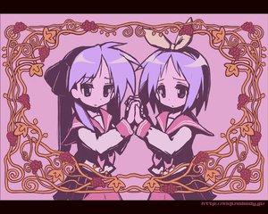 Rating: Safe Score: 1 Tags: hiiragi_kagami hiiragi_tsukasa lucky_star twins User: atlantiza