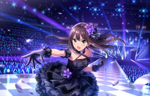 Rating: Safe Score: 52 Tags: annin_doufu brown_hair dress green_eyes idolmaster idolmaster_cinderella_girls idolmaster_cinderella_girls_starlight_stage long_hair shibuya_rin User: sadodere-chan