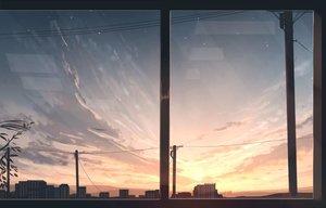 Rating: Safe Score: 61 Tags: building clouds nobody original scenic sky skyrick9413 sunset User: Flandre93