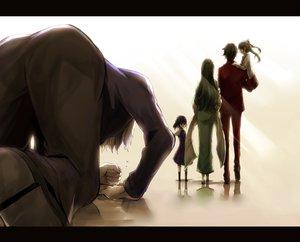 Fate/zeroの壁紙 1860×1500px 886KB