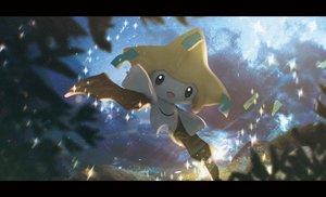 Rating: Safe Score: 33 Tags: jirachi otsumami_(bu-bu-heaven) pokemon User: FormX