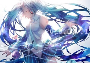 Rating: Safe Score: 56 Tags: apple8986 hatsune_miku long_hair vocaloid User: FormX